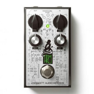 New Pedals: J. Rockett Audio Designs HRM (Hot Rubber Monkey) D-Style Overdrive