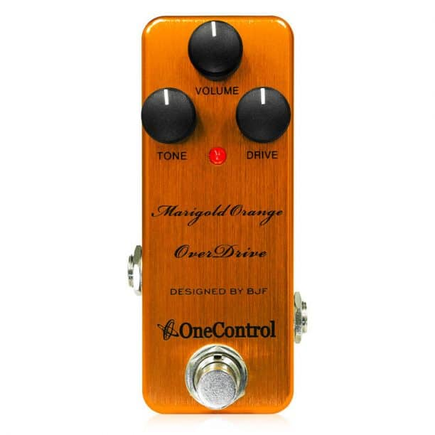 One Control Marigold Orange OverDrive