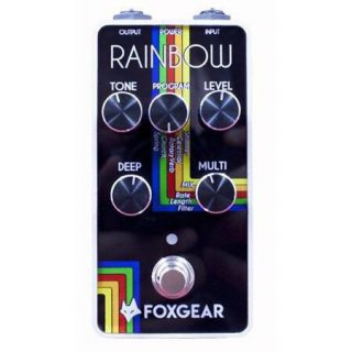 Foxgear – Rainbow Reverb