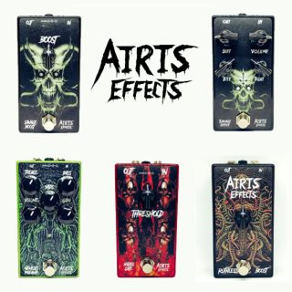 Manufacturer Profile – Airis Effects