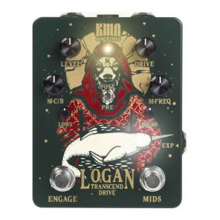 KMA Audio Machines Logan Trascend Drive