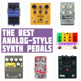 Best Synth Pedals with Oscillators (Monophonic and Polyphonic) in 2021 – Compare Price & Features
