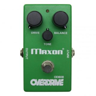 Maxon 40th Anniversary Catalinbread Modded OD808-40C