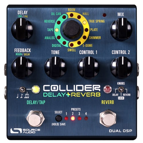 Source Audio Collider