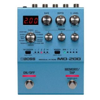 BOSS MD-200 Multi-Modulation Pedal