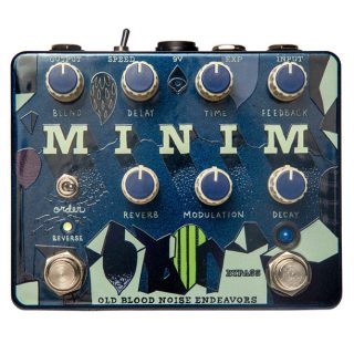 Old Blood Noise Minim Reverb Delay and Reverse