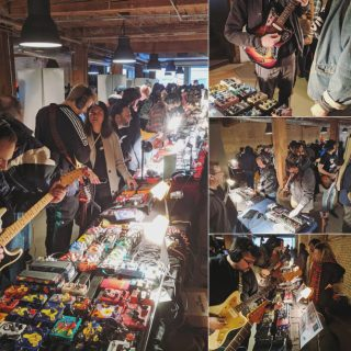 Toronto Pedal & Synth Expo draws 1,000 to Downtown Basement