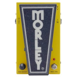 Morley 20/20 Power Wah/Volume (with Boost)