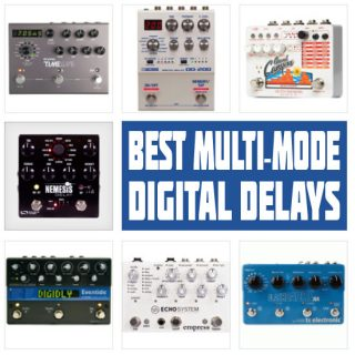 Best Multi-Mode Delay Pedals in 2021