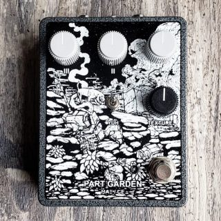 Mask Audio Electronic Part Garden Dual Fuzz