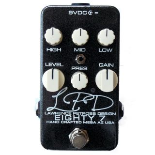 LPD Pedals Eighty7 Distortion/Overdrive