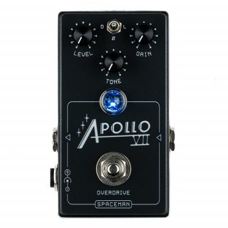 New Pedals: Spaceman Effects Apollo VII Overdrive
