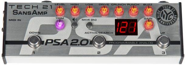 Tech 21 SansAmp PSA 2.0