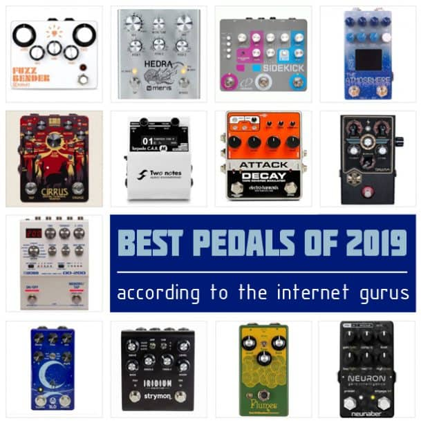 Best Guitar Pedals of 2019