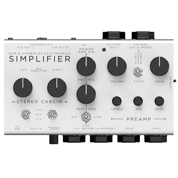 DSM and Humboldt Simplifier