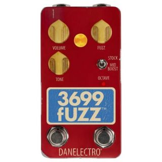 Now Shipping: Danelectro 3699 Fuzz