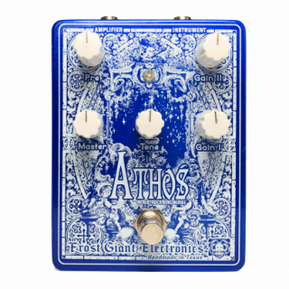 Seen at NAMM 2020: Frost Giant Athos Distortion