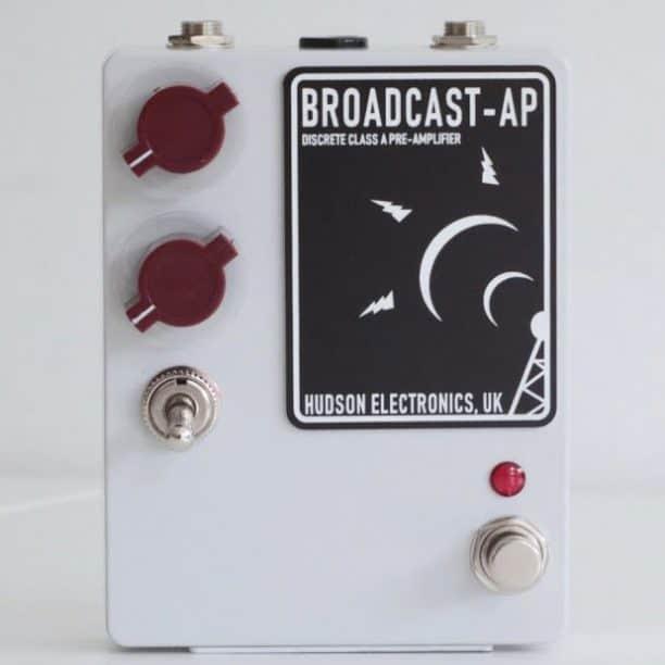 Hudson Electronics Broadcast AP