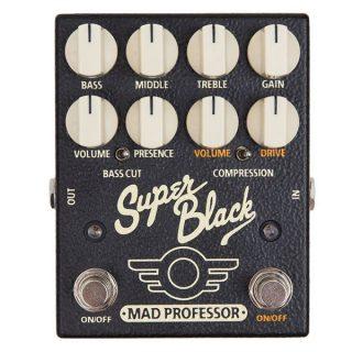 Mad Professor Super Black Overdrive