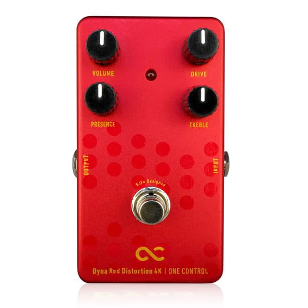 One Control Dyna Red