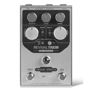 Origin Effects RevivalTREM Overdrive + Tremolo