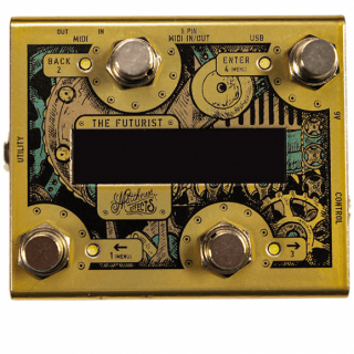 Matthews Effects Futurist MIDI Controller / Preset Bank