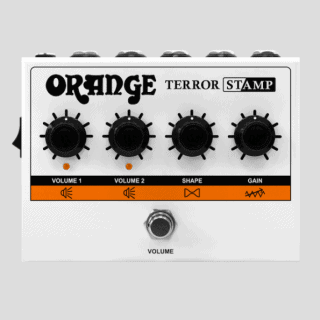 Orange Terror StAmp 20w Amp In A Pedal