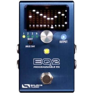 Source Audio EQ2 Programable Equalizer
