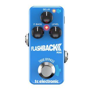New Pedals: TC Electronic Flashback Mini 2
