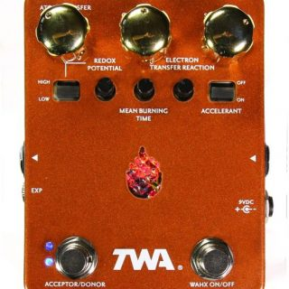 New For NAMM 2020: TWA Wahxidizer Envelope Controlled Fuzz