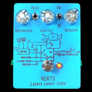 Latent Lemon Audio Hurts Fuzz V2