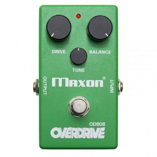 Maxon 40th Anniversary Pigtronix Modified Overdrive OD808-40P