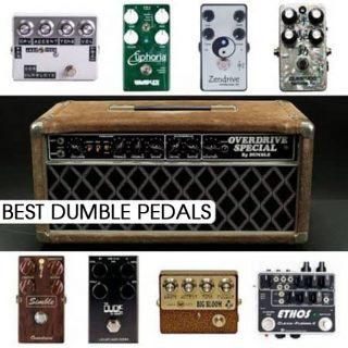 The 20 Best Dumble Pedals (or D-Style Overdrives) to Buy in 2021!