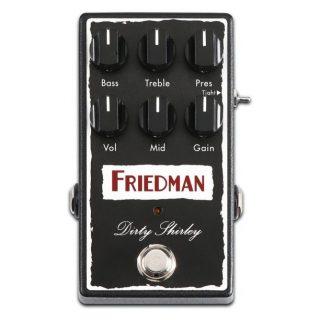 Friedman Dirty Shirley Plexi Overdrive