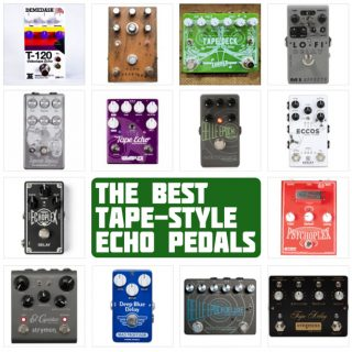 The 15 Best Tape Delay Pedals in 2021 – Compare Prices & Features