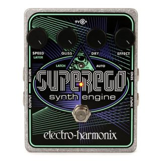 Pedal Reviews: EHX Superego