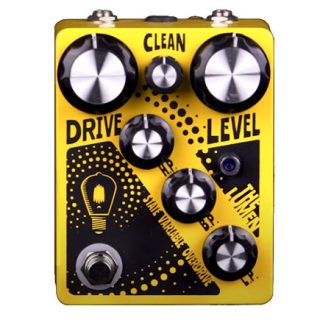 Hungry Robot Pedals: The Lumen