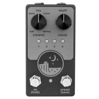 NativeAudio Ghost Ridge Reverb V1.5