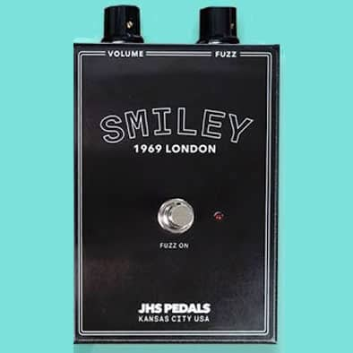 JHS Pedals Smiley