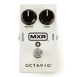 New Pedals: MXR Octavio Fuzz