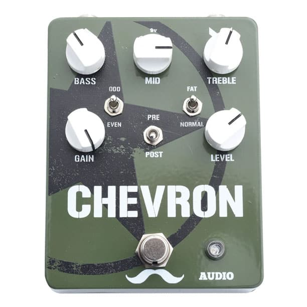 Moustache Audio Chevron