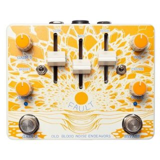 New Pedals: Old Blood Noise FAULT V2 Dual Overdrive/Distortion