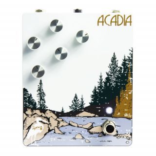 New Pedal: Spruce Effects Acadia Fuzz