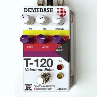Demedash T-120 V2 Videotape Echo