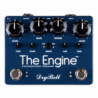 DryBell The Engine Dual Preamp