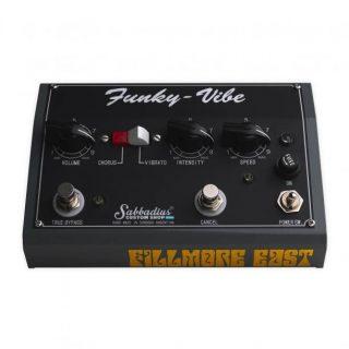 Sabbadius Fillmore East Funky-Vibe, 2020 Edition