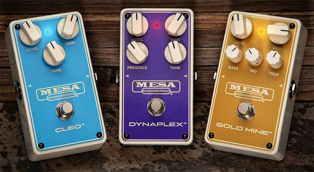Mesa Boogie's New Overdrives