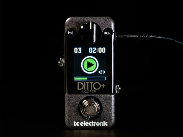 TC Electronic Ditto+ Plus
