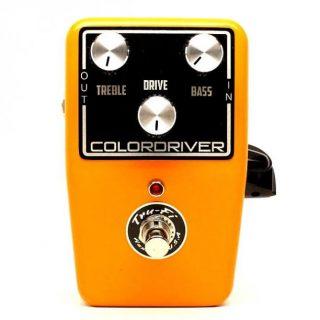 Tru-Fi COLORDRIVER Overdrive/Fuzz