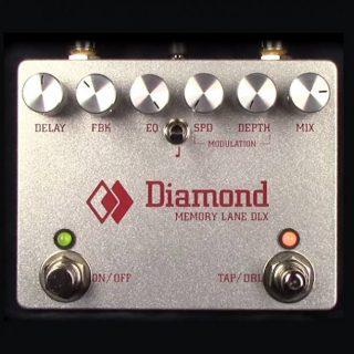 Shipping Soon: Diamond Memory Lane DLX Delay
